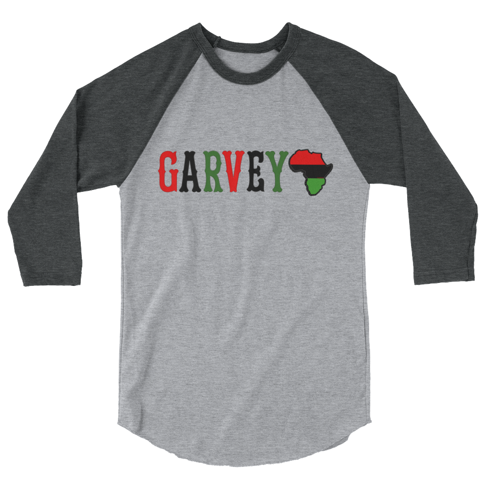 Garvey Shirt - 3/4 sleeve raglan