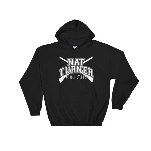 Nat Turner Gun Club Sweatshirt (White Print) - Clearance