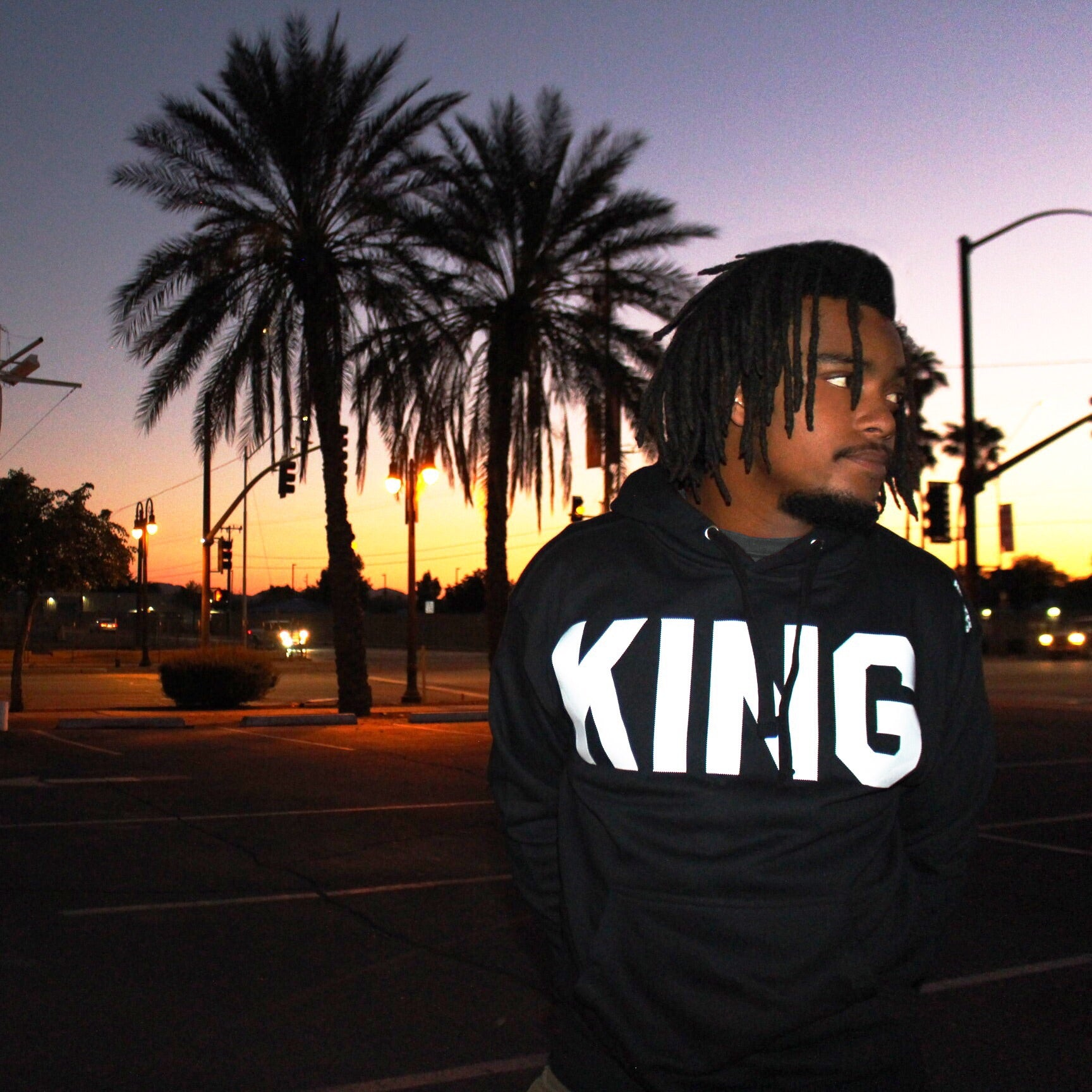 KING 2 Sweatshirt