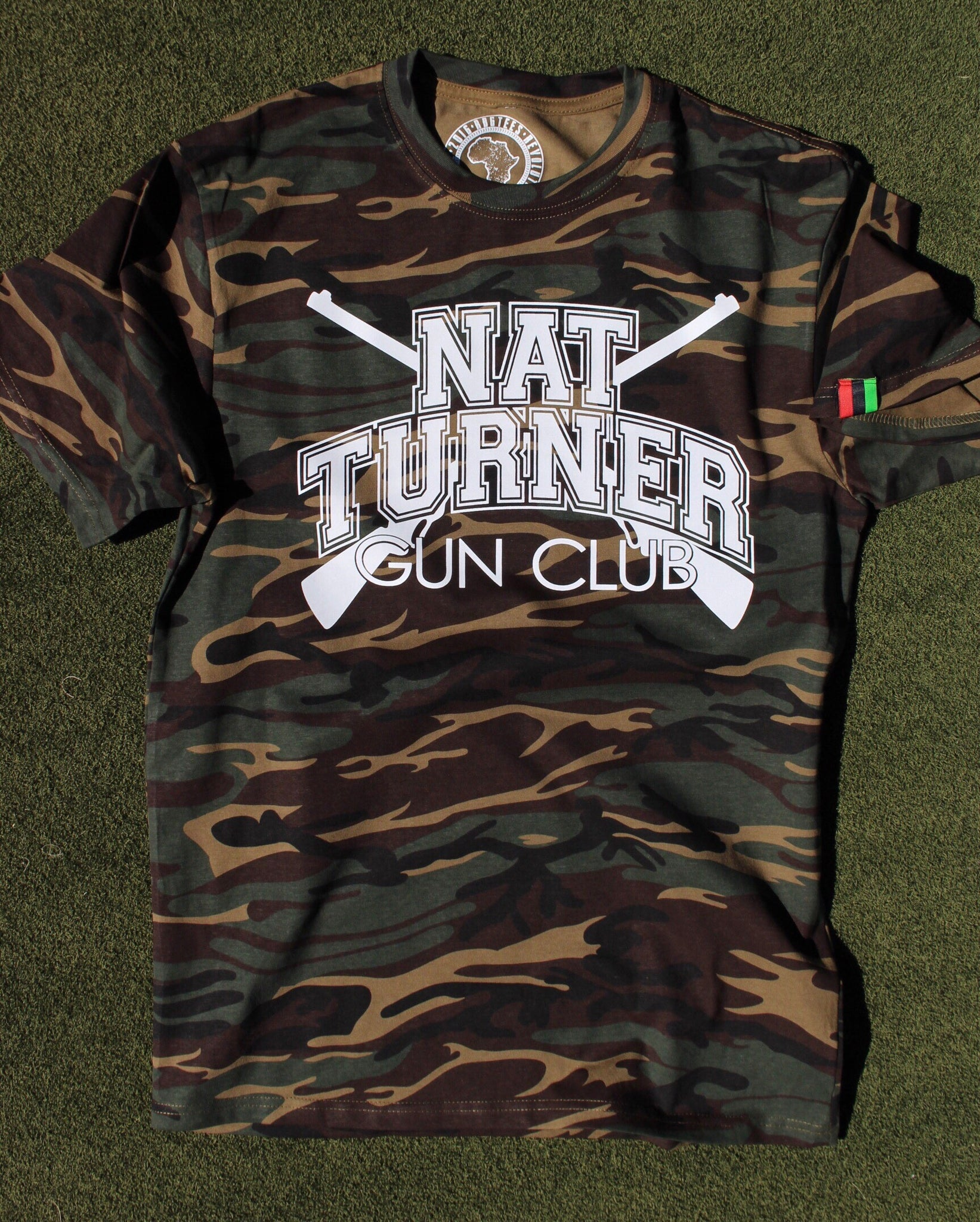 Nat Turner War Ready Shirt - Limited Edition
