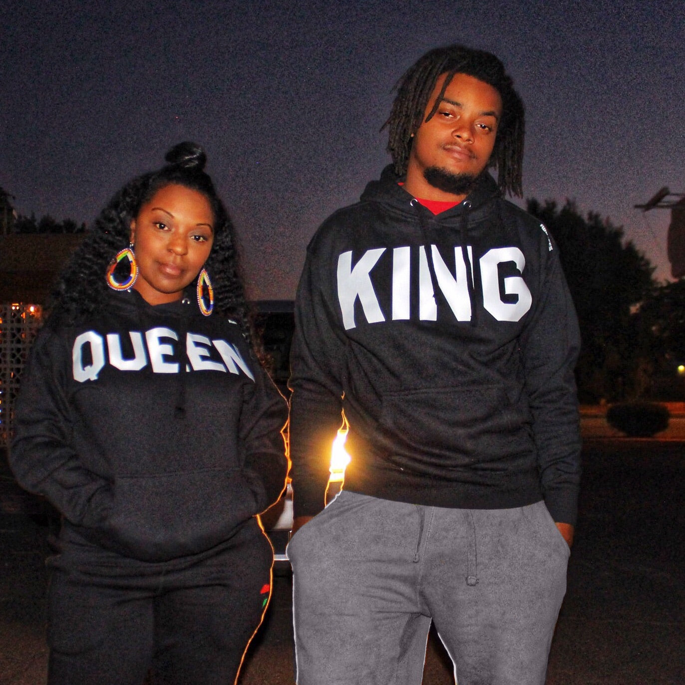 Royal Combo - Sweatshirts