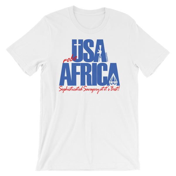 USA Robs Africa Shirt