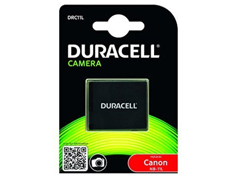 Duracell DRC11L Replacement Camera Battery for Canon NB-11L