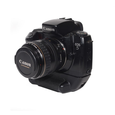 Canon EOS 5 with Ultrasonic 28-105mm f/3.5-4.5 lense