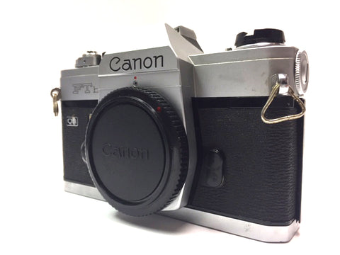 Canon FTb Body Only - West End Cameras