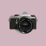 Pentax Me-Super with 50mm f/2 lens - West End Cameras