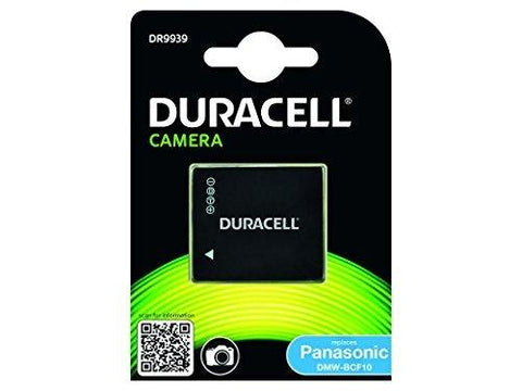 Duracell DR9939 Replacement Battery for Panasonic DMW-BCF10