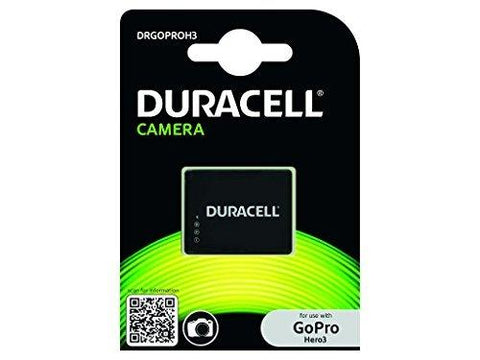 Duracell DRGOPROH3 for GoPro Hero 3