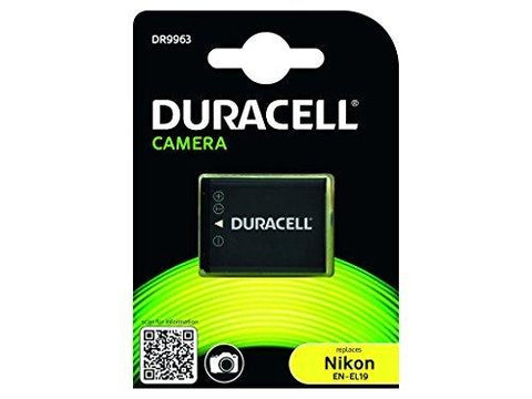 Duracell DR9963 Replacement Camera Battery for Nikon EN-EL19