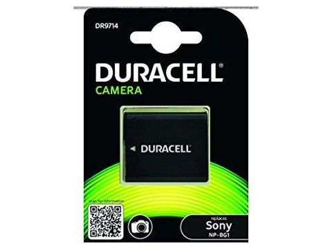 Duracell DR9714 Replacement Camera Battery for Sony NP-BG1