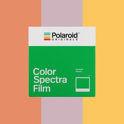 Polaroid Originals Spectra Colour Film