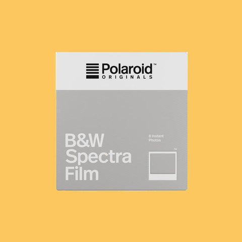 Polaroid Originals Spectra Black and White Film