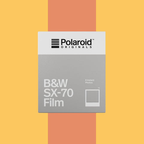 Polaroid Originals SX-70 Black & White Film
