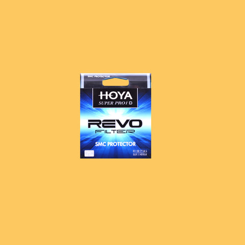 Hoya Super Pro1D Revo SMC Protector 52mm Filter