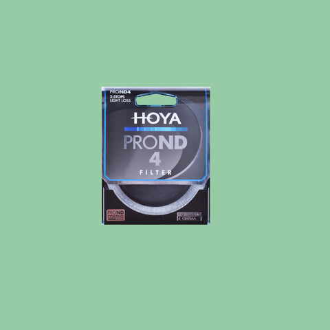 Hoya Pro ND4 52mm Filter
