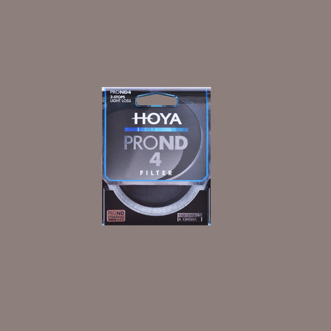 Hoya Pro ND4 67mm Filter