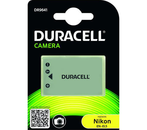 Duracell DR9641 Replacement Camera Battery For Nikon EN-EL5