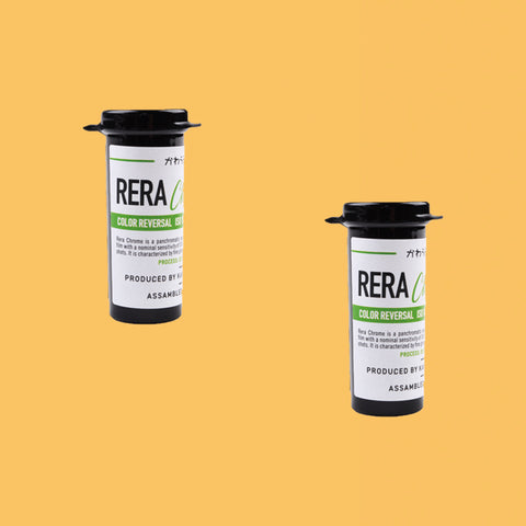 Rera Chrome 100 127 Expired 07/2020, Twin Pack