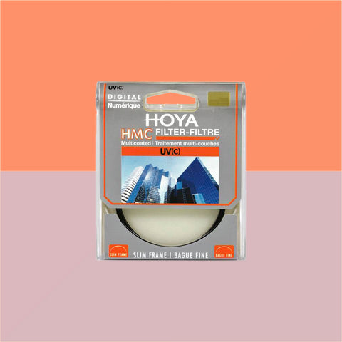 Hoya HMC Digital Multicoated Slim Frame UV(C) Filter