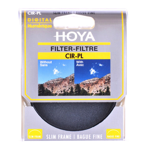 Hoya Slim Frame Circular Polarising - West End Cameras
