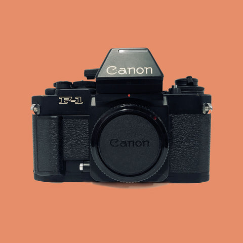 Canon F-1 Body Only - West End Cameras