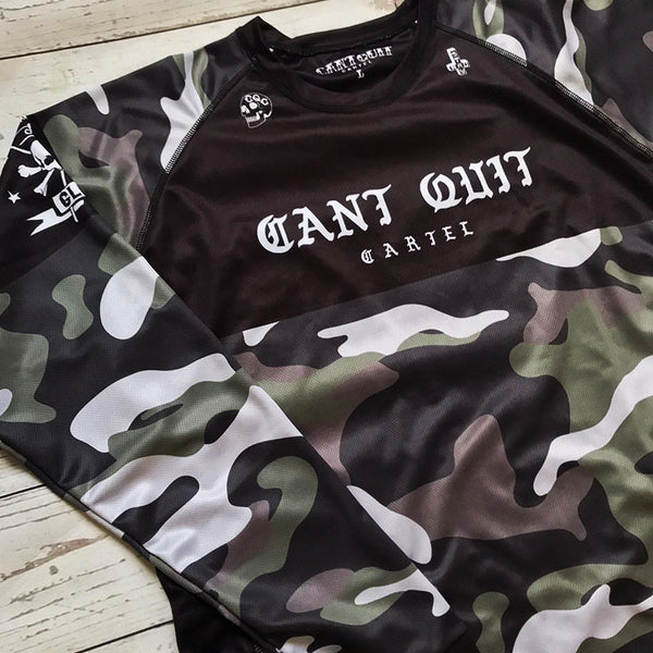 Death or Glory Riding Jersey