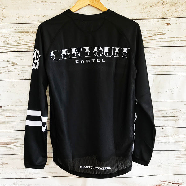 Can't Quit Classic Riding Jersey