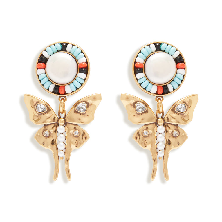Constance Earrings Multi