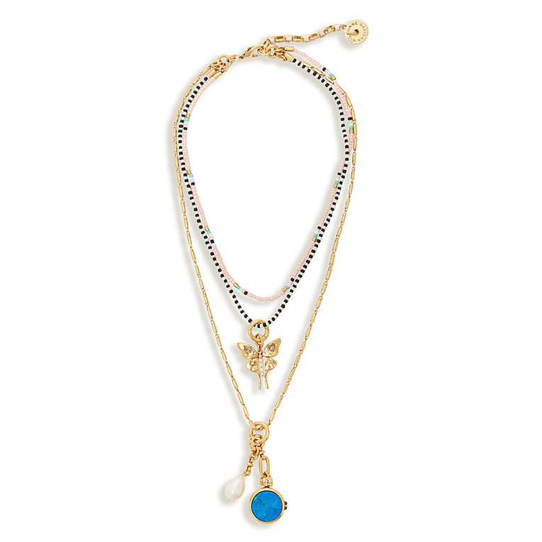 Constance Necklace Gold