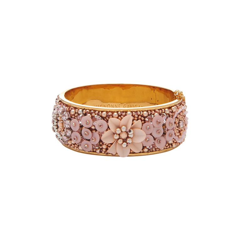 Mignonne Gavigan Elyse Bracelet in pink color