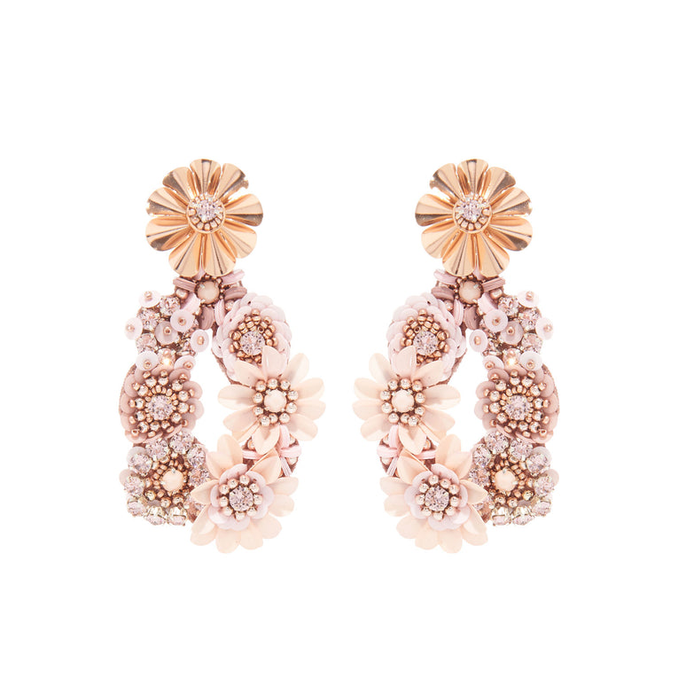 Mignonne Gavigan Elyse Earrings in pink