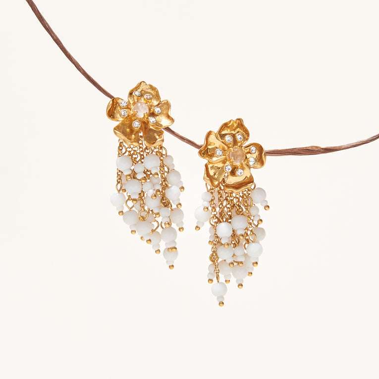 Emilee Earrings Gold