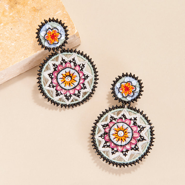 Mignonne Gavigan Jacey Earrings in multi color