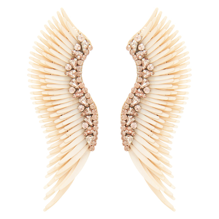 Mignonne Gavigan Mega Madeline Earrings Neutral