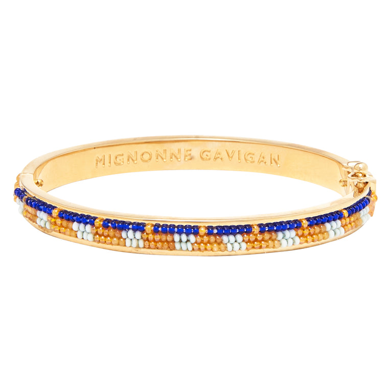 Mignonne Gavigan Petite Erin Bracelet in orange Gold