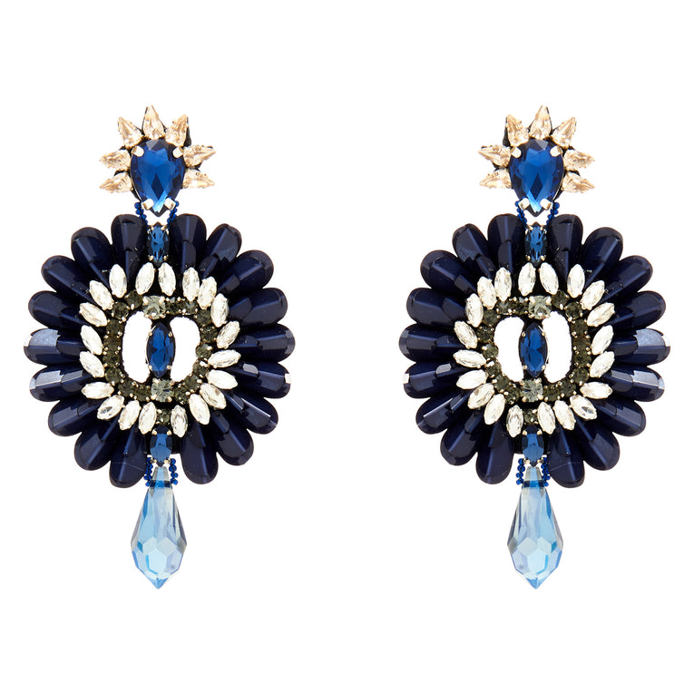 Mignonne Gavigan Remi Earrings Blue