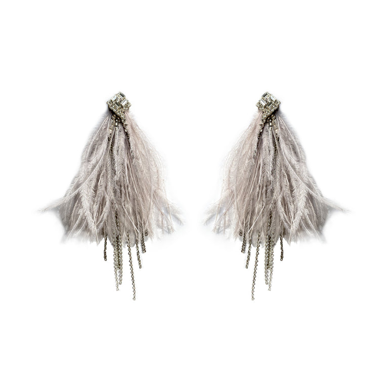 Mignonne Gavigan Watson Earrings Silver