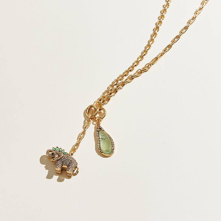 Solace Necklace Gold