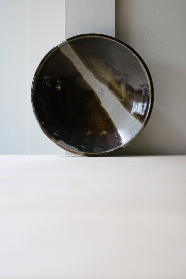 Glazed dish - Form + Beyond graphic mirrors & wall art gallery london