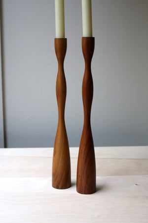 Wavy Candle sticks - Form + Beyond graphic mirrors & wall art gallery london
