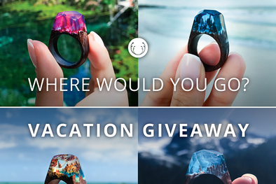 Where would you go? Vacation Giveaway