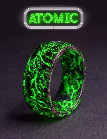 ATOMIC BLACK (7 out of 100 pc left)