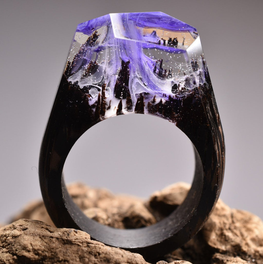 Lilac Flames,Mystery inside your ring.#artpeople