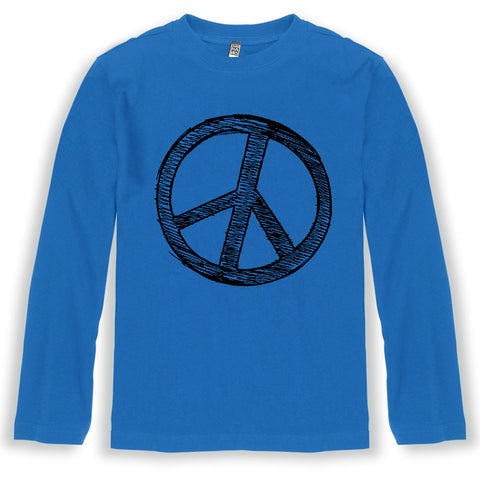 Peace Long Sleeve Shirt