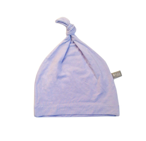 Bamboo Knotted Cap - Lilac