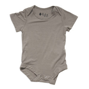 Bamboo Onesie - Clay