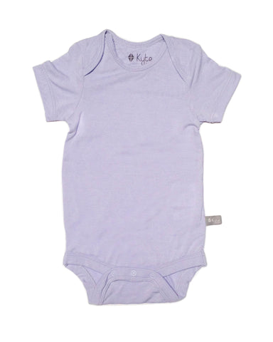 Bamboo Onesie - Lilac