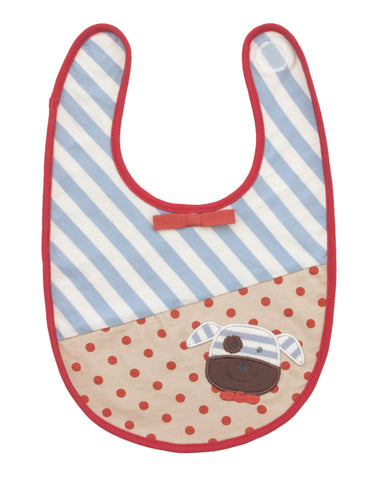 Baby Boy Dog Bib