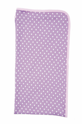 Baby Girl Dotted Blanket