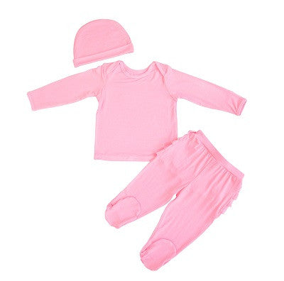 "3 Piece ""Take Me Home"" Pink Gift Set"